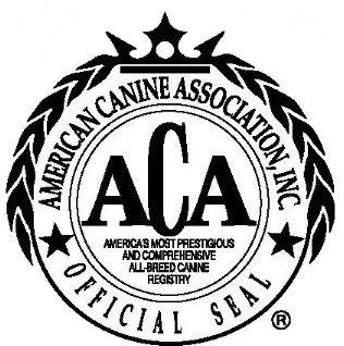 American Canine Association Logo